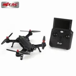 MJX Bugs 6 B6FD 2.4GHz 4CH 6 Axis Gyro RTF Drone With HD 720P 5.8G FPV Camera  Brushless Quadcopter