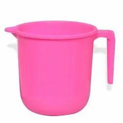 Plain Plastic Mug, Capacity: 1 Liter, Size: 122