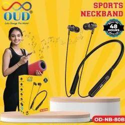 OUD OD-NB-80B Sports Neckband
