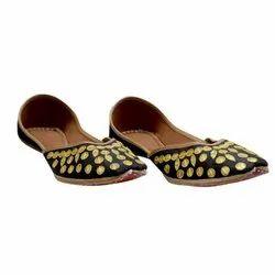 Ethnic Designer Embroidered Sandals
