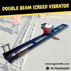 Nextgen Screed Vibrator