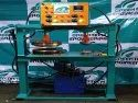 Hydraulic Double Die Thali Making Machine