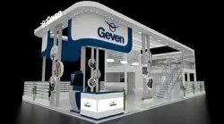Plastic Exhibition Stall Designing Service, Pan India, 10