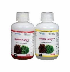 Premium Hydroponics Nutrient-Green Leafy 100 ML (Leafy Exclusive Recipe)