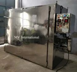 Stainless Steel Tray Dryer 96 Trays