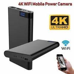 SMARS H11 4K HD WiFi Power Bank Camera 10000 MAH Spy Security & Video Recorder