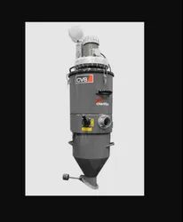 Delfin AS FIXE Wall-Mounted Industrial  Vacuum  For  Localise Discharge