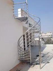 SS Spiral Stair