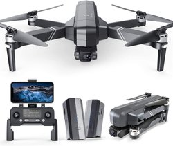 Ruko F11Gim Drones With Camera For Adults, 2-Axis Gimbal 4K EIS Camera