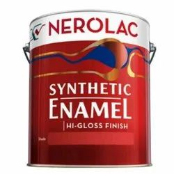 High Gloss Metal Nerolac Synthetic Enamel Paint