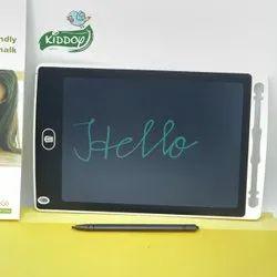 kiddoy PVC Electronics Lcd Writing Pad, Size: 23 X 15 Cm