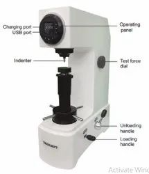 Digital Rockwell Hardness Testers