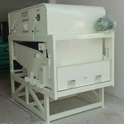 FINE CLEANER CUM GRADER MACHINE
