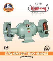 Rajlaxmi Extra Heavy Bench Grinder