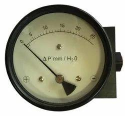 SS Differential Pressure Gauges