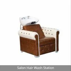 Salon Hair Wash Station