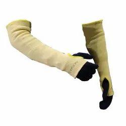 Para Aramid Cut & Heat Resistant Sleeve MBCK/EW-45P