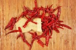 WSC Red Peppers Destemed Chillies, For Food, Pan India