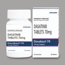 Dasatrue 70mg Dasatinib Tablets