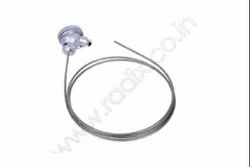 Mineral Insulated RTD Sensors With Terminal Head - RHW500