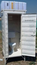 Frp Portable Ceramic Western Toilets