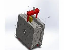 CAD / CAM Individual Designer Plastic Injection Mould Tool Designing Services, Manufacturing, Pan India