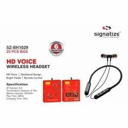 Signatize SZ-BH1029 HD Voice Wireless Headset