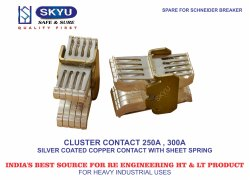 Cluster Contact for Schneider Air Circuit Breaker