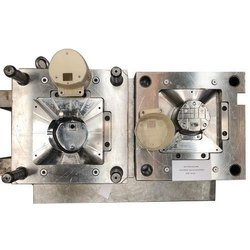 MS Hot Runner Plastic Injection Mold, For Industrial