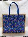 Stylish Jute Printed Bags