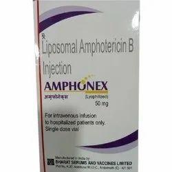 Liposomal Amphotericin B AMPOHONEX