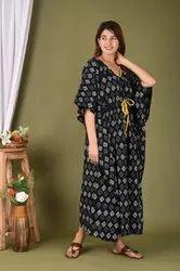 Ladies Embroidered Kaftan