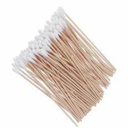 Cotton Swab 6 Inch Wooden Applicator Sticks