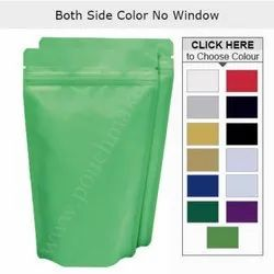 Stand Up Pouches With Zipper