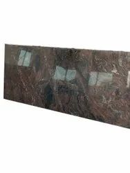 Polished Slab Bose Paradise Granite, For Flooring, Thickness: 15 mm