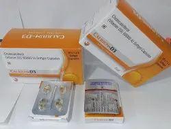 Cholecalciferol (Vitamin d3) 60000 IU Softgel Capsules
