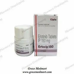 Erlocip 150 Mg Tablets