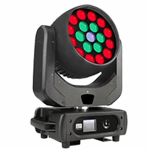 Soloris Pluto 3000 - LED Wash Moving Head / DMX LED Wash