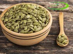 Hybrid Green Dry Pumpkin Seed, Packaging Type: Loose