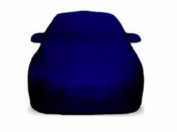 Polyster Suzec Blue Premium Matty Car Body Cover (Water-Resistant)