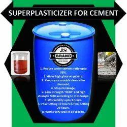 Superplasticizer For Cement