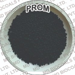 Black Phosphate Rich Organic Manure Granules
