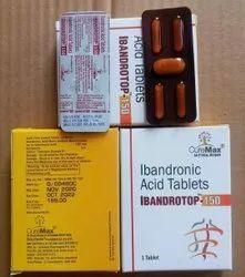 Ibandronic Acid Tablets 150 Mg