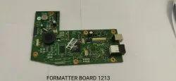 Formatter Board 1213