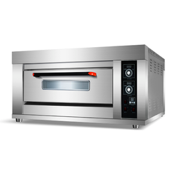 Electric Single Deck Cake Baking Oven