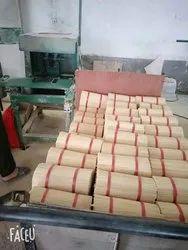 Bambbo Sticks Making Agarbatti