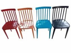 Wrought Iron Cafe Chair
