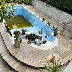 Sandstone Swimming Pool Coping