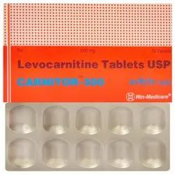 Carnitor 500 Tablet