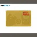 Pvc Loyalty Cards, Shape: Rectangular, Size: 86 X 54 Mm